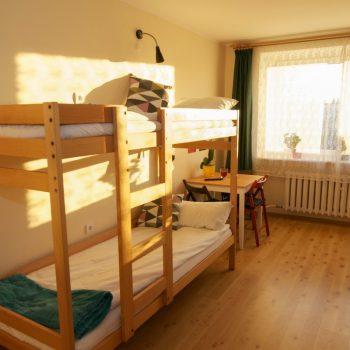 Pokój 3 - Ławica Hostel Poznań
