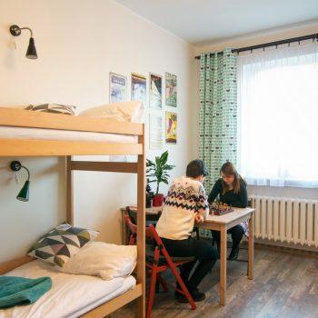 Pokój 2 - Ławica Hostel Poznań