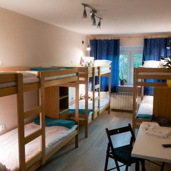 Pokój 5 - Ławica Hostel Poznań